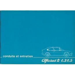 Notice Entretien Ti 1978