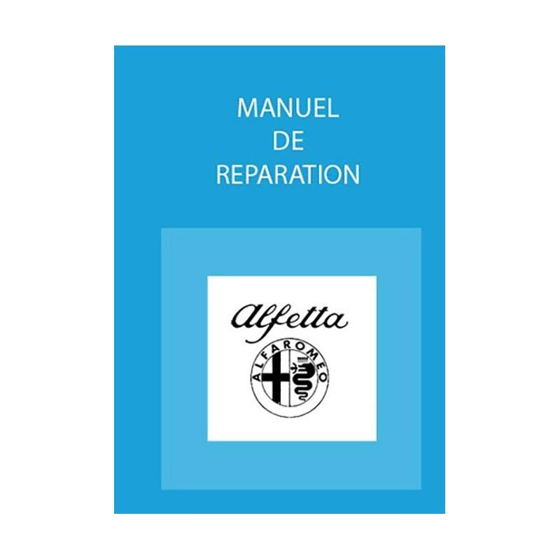 Manuel de Reparation 1980