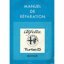 Manuel de Reparation Turbo D