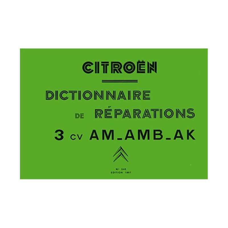 Dictionnaire de Reparation (61/67)