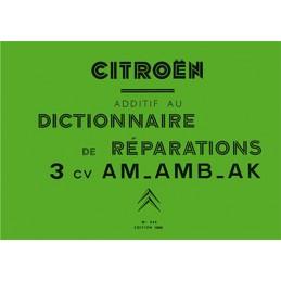 Dictionnaire de Reparation (68/69)