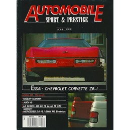 Automobile Sport & Prestige N° 3