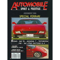 Automobile Sport & Prestige N° 9