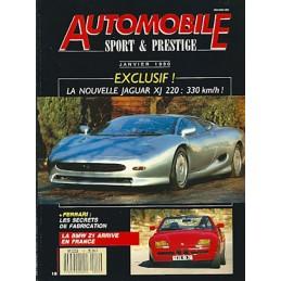Automobile Sport & Prestige N° 10