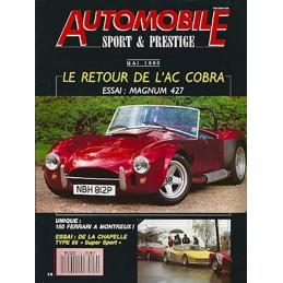 Automobile Sport & Prestige N° 14