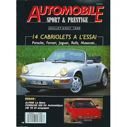 Automobile Sport & Prestige N° 16