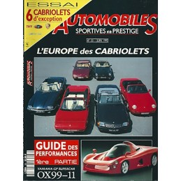 Automobile Sport & Prestige N° 33