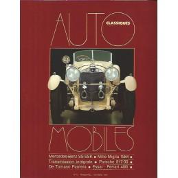 Automobiles Classiques N° 6