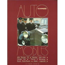 Automobiles Classiques N° 8