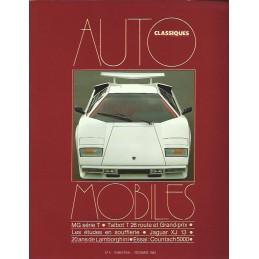 Automobiles Classiques N° 3