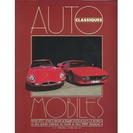 Automobiles Classiques N° 10