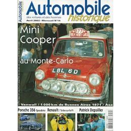 Automobiles Historiques N° 14