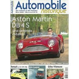 Automobiles Historiques N° 15