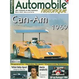 Automobiles Historiques N° 24