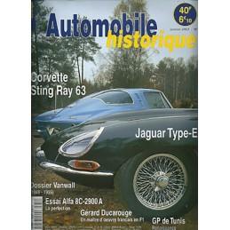 Automobiles Historiques N° 12
