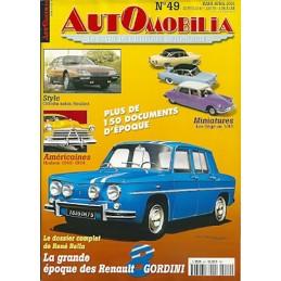 Automobilia N° 49