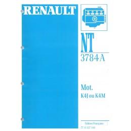 Manuel Reparation K4J-K4M