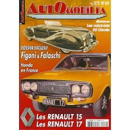 Automobilia N° 69