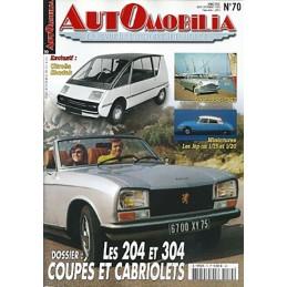 Automobilia N° 70