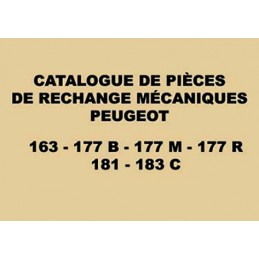 Catalogue de Pieces Mecanique
