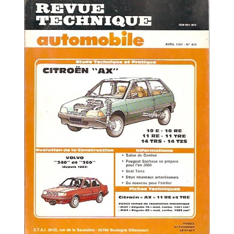 Revue Technique 1987