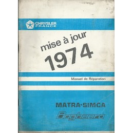 Manuel de Reparation 1974