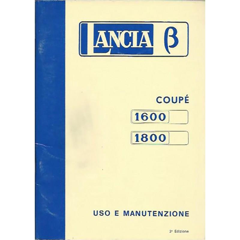 Notice Entretien  1974