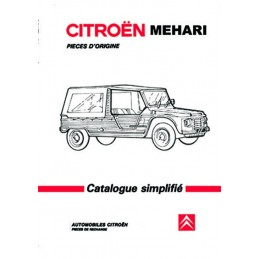 Catalogue Pieces Détachées 1980