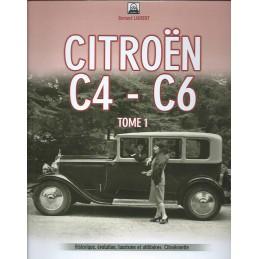 Les Citroen C4 - C6