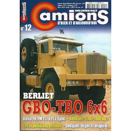 Camions N° 12