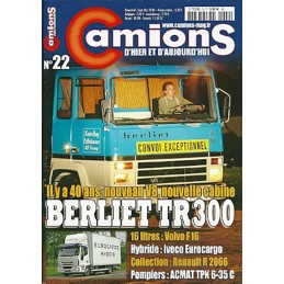 Camions N° 22