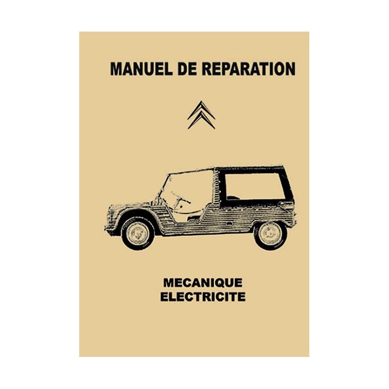 Manuel de Reparation Mehari