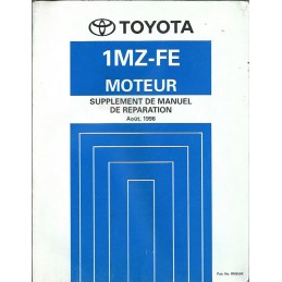 Manuel Atelier Moteur 1MZ-FE