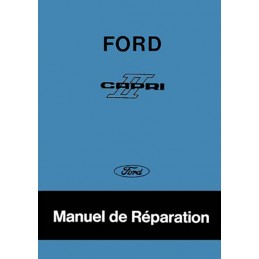 Manuel Reparation Capri 2 Tome 1