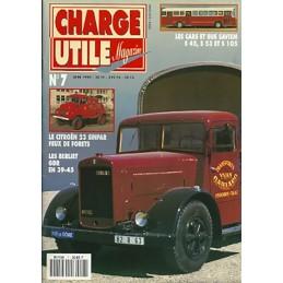 Charge Utile N° 7