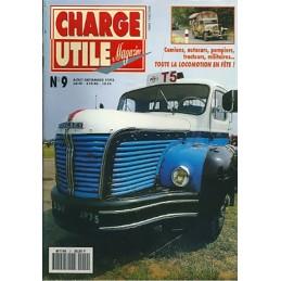 Charge Utile N° 9