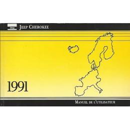 Notice d' Entretien 1991