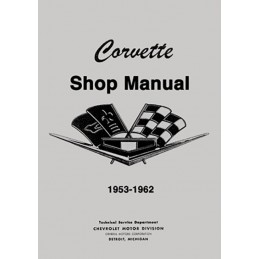 Manuel Reparation Corvette