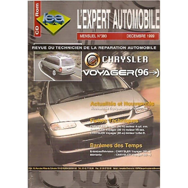 Revue Technique 1997