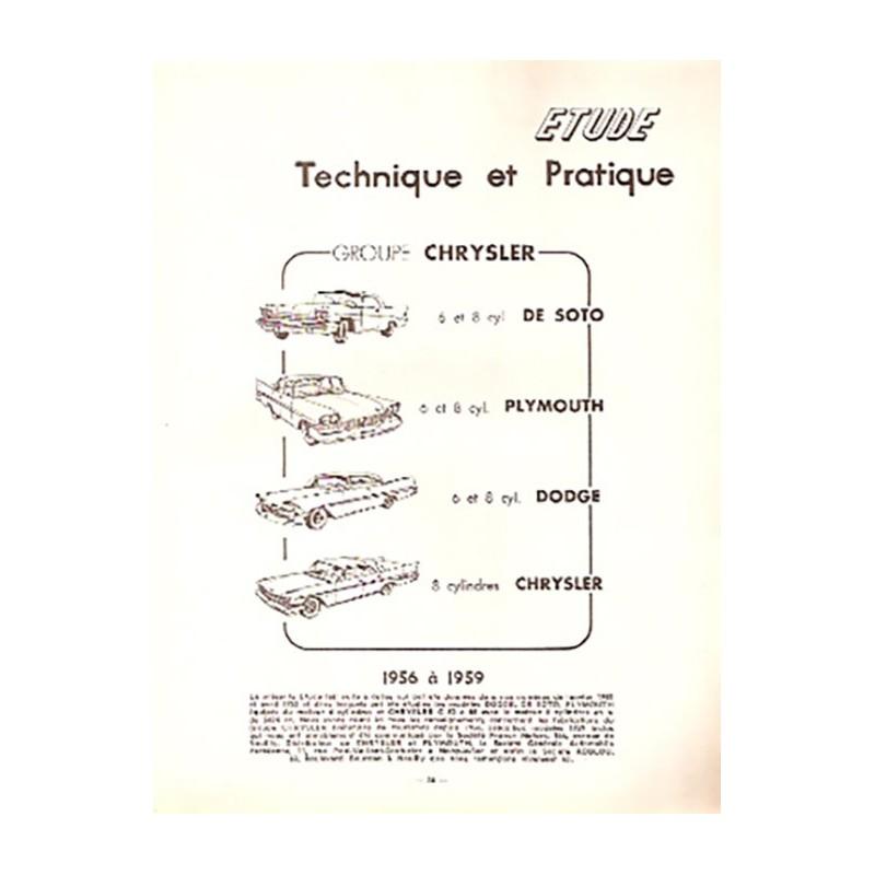 Revue Technique 1960