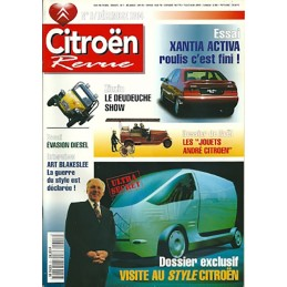 Citroen Revue N° 3