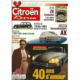Citroen Revue N° 10