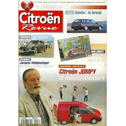 Citroen Revue N° 12