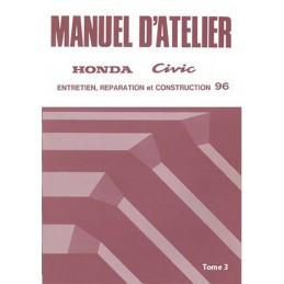 Manuel Atelier 1996 Tome 3