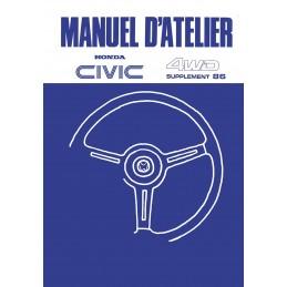 Manuel Atelier Shuttle 1986
