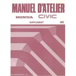Manuel Atelier 4WD 1990
