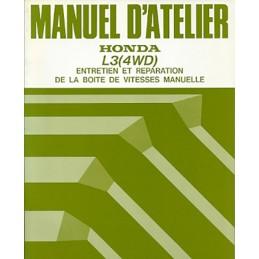 Manuel Atelier BV Type L3 4WD