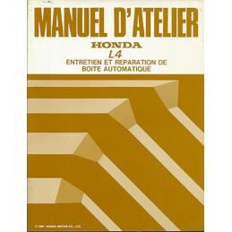 Manuel Atelier BVA Type L4