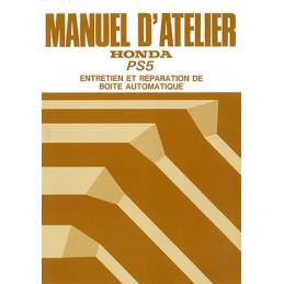 Manuel Atelier BVA Type PS5