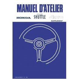 Manuel Atelier Shuttle 1984